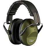Vanderfields EF5005 Gehörschutz-Ohrenschützer, für Männer und Frauen, Erwachsenengröße., 8719558520862, armee-grün