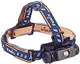 Fenix HL60R, LED-Taschenlampe, für den Kopf, wiederaufladbar mit einem USB-Kabel, 950 Lumen