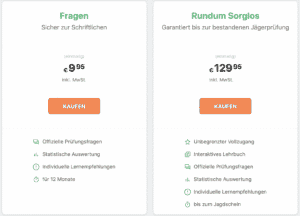 Waidwissen.com Preise