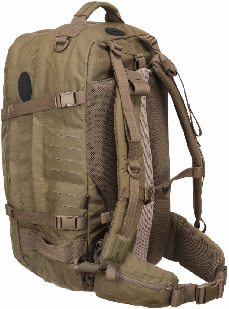 TT Mission Pack MK2 Rucksack in Coyote Brown