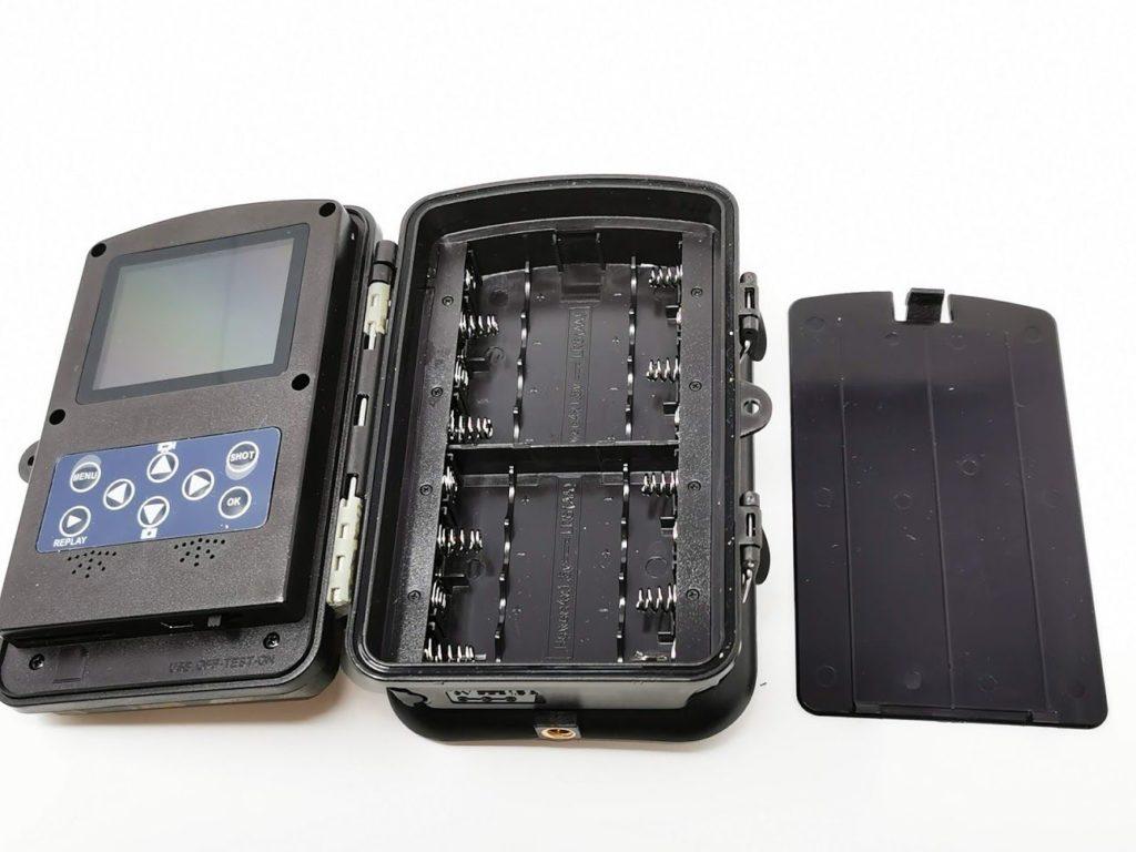 Batteriefach Victure HC200 Wildkamera